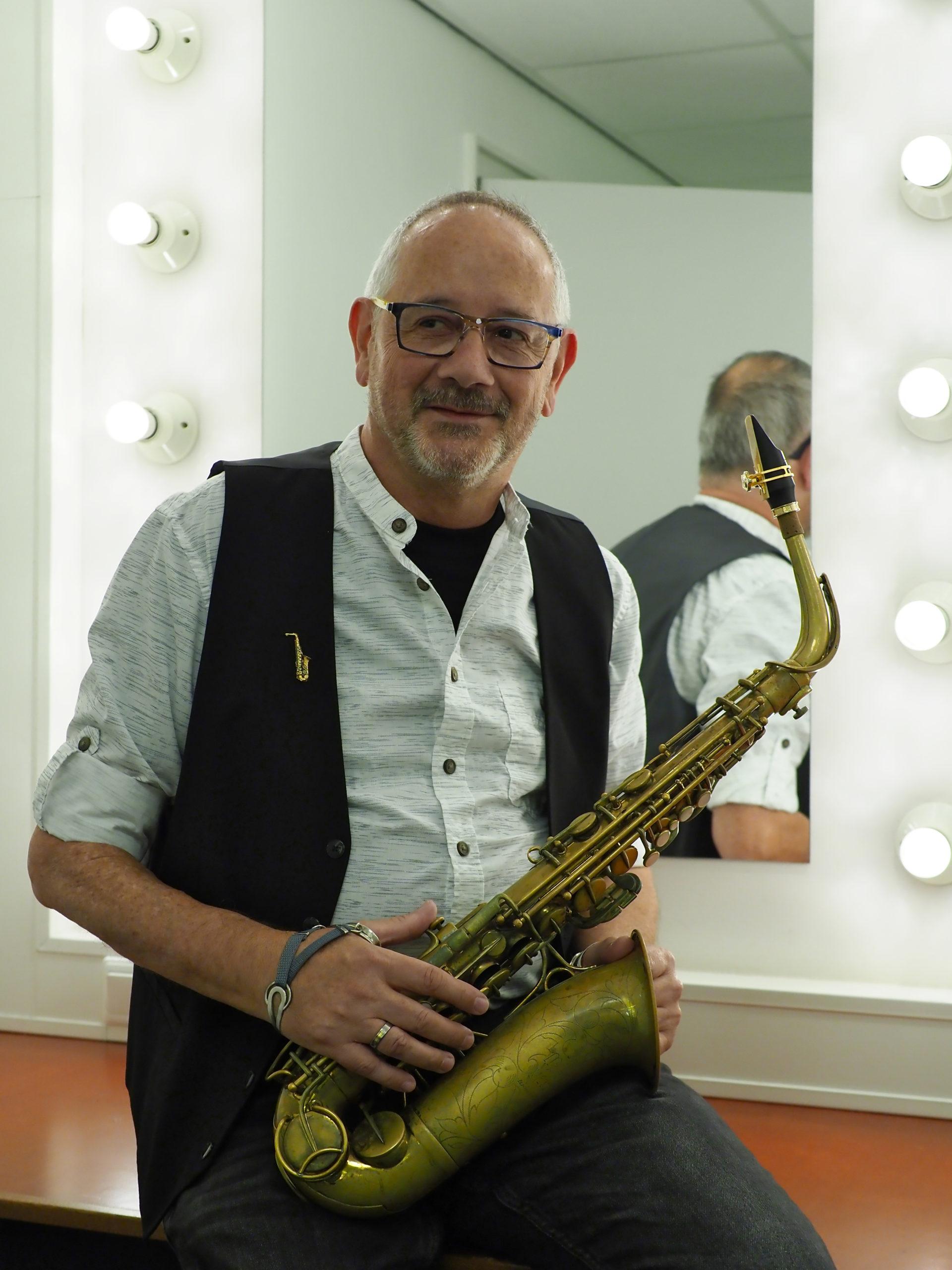 Ruud van der Hulst   Alt saxofonist