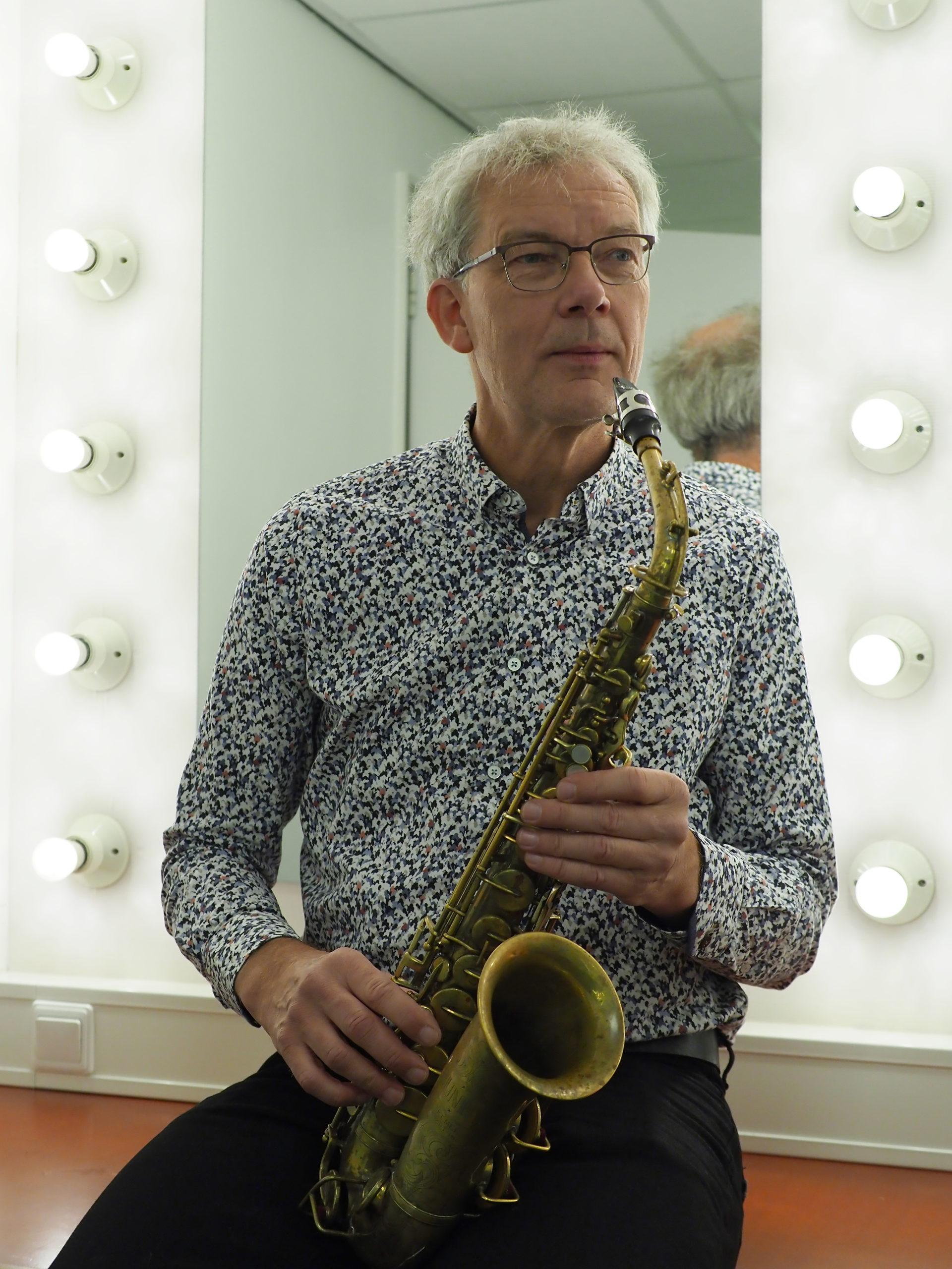 Guus Stefess   Alt en tenor saxofonist
