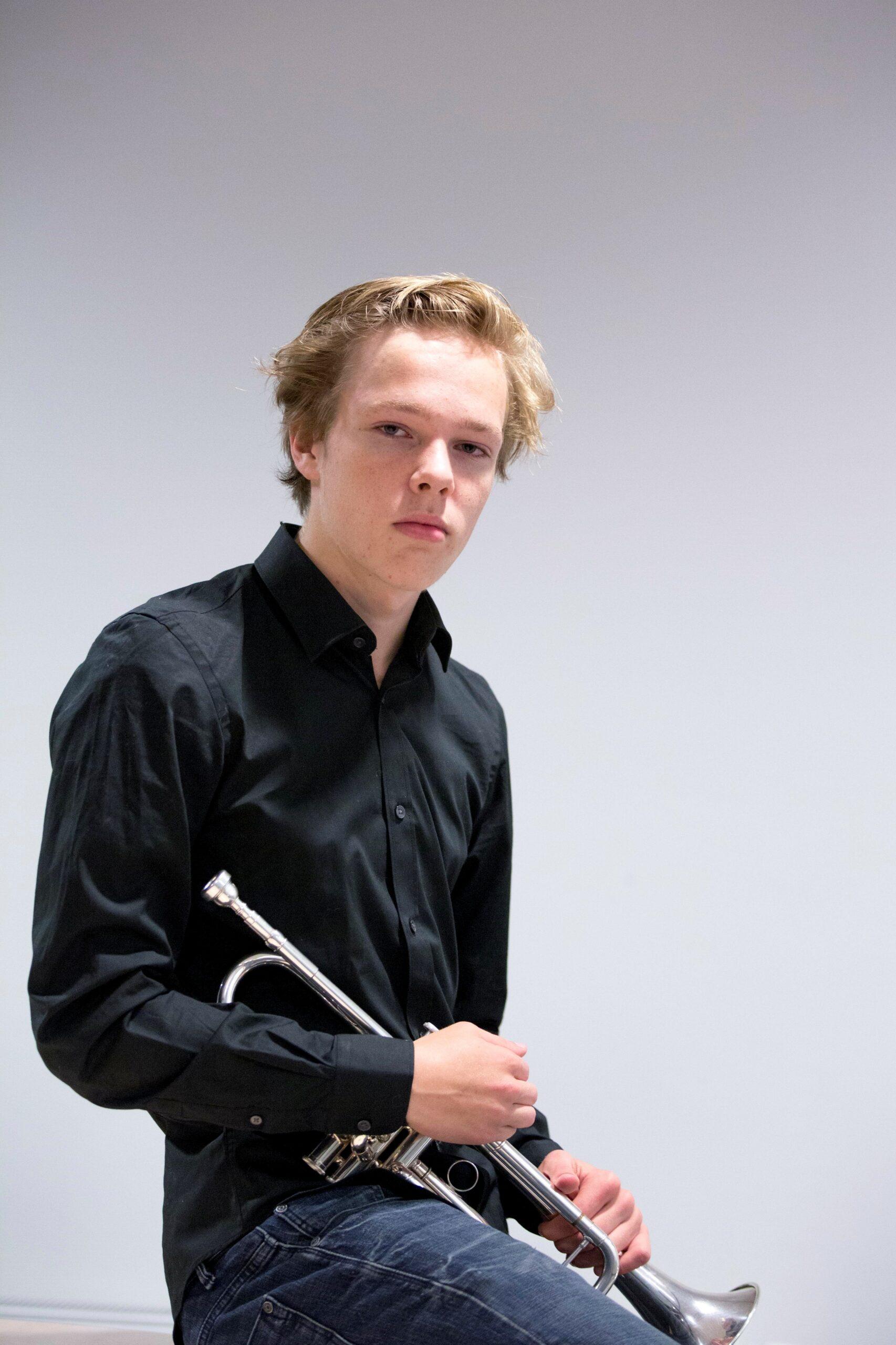 Jona Tadema   Trompettist